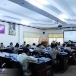 การประชุมสภาเทศบาลตำบลแม่เมาะ สมัยสามัญ สมัยที่ 4 ประจำปี 2560