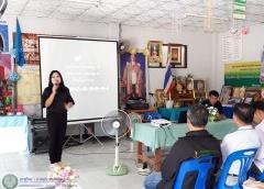 โครงการชุมชนต้นแบบการจัดการขยะ ประจำปีงบประมาณ 2560