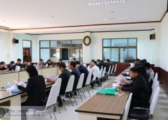 การประชุมคณะกรรมการมีส่วนร่วมดำเนินการด้านสิ่งแวดล้อม ครั้งที่ 2
