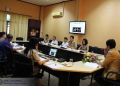 ประชุมคณะกรรมการสนับสนุนการจัดทำแผนพัฒนาฯ
